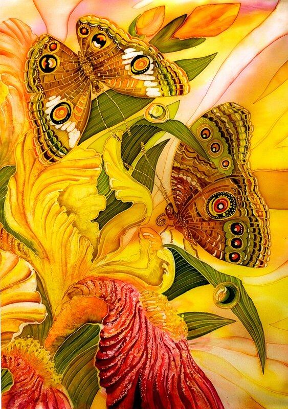 фреы бабочки
