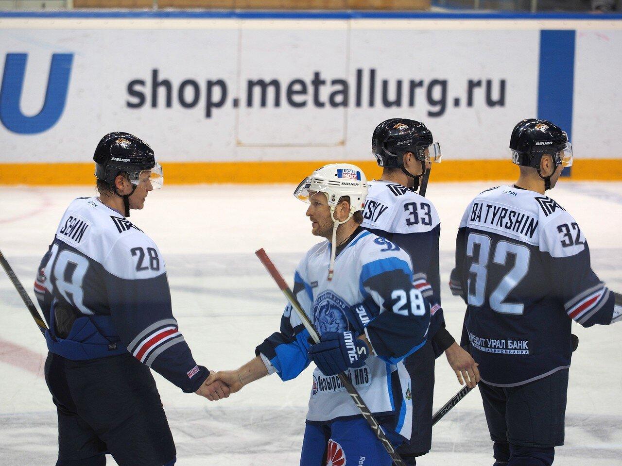 65Металлург - Динамо Минск 13.01.2015