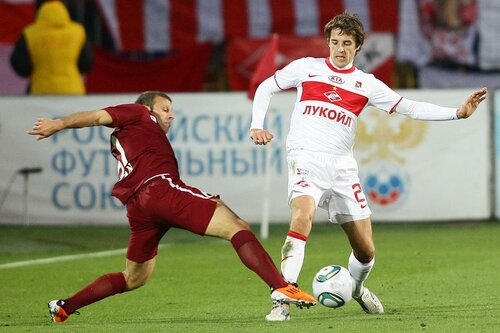 Дмитрий Комбаров. Рубин - Спартак 3-0 16-10-2011