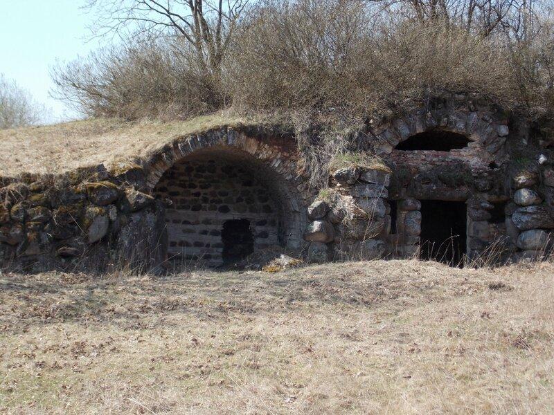 Четырехкамерная кузница в селе Никольском