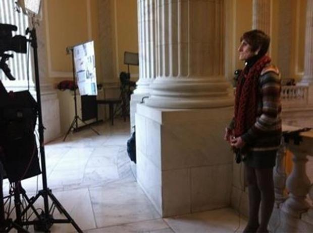 Экстравагантные наряды конгрессмена США Розы ДеЛауро