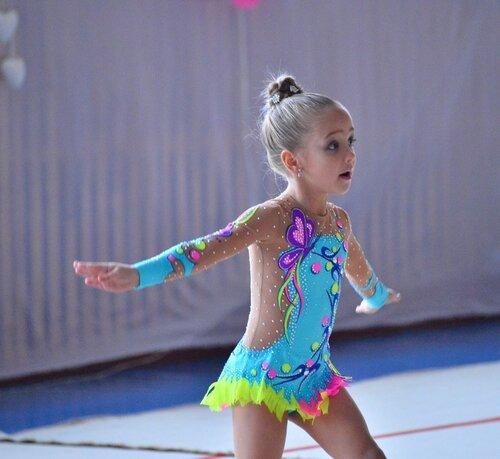 Фото купальников для детей по художественной гимнастики