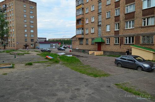 Фото города Инта №7856  Дзержинского 23 и 19 21.06.2015_15:23