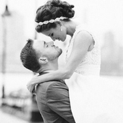 Фланелевая свадьба (43 года)