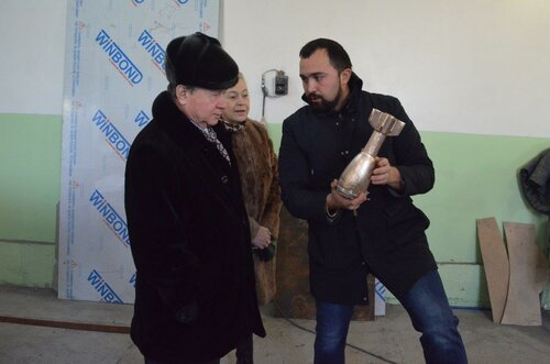Ко Дню Победы в Свердловской области будут открыты новые и отреставрированы существующие памятники защитникам Отечества