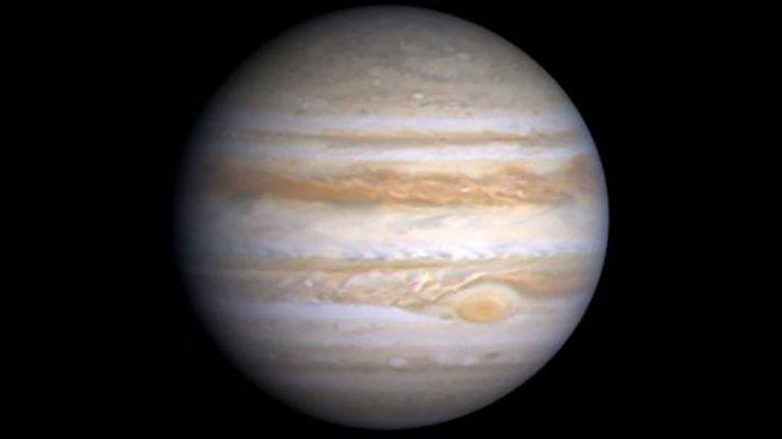 Юпитер признан старейшей планетой Солнечной системы