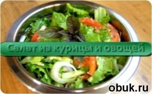 Книга Салат из курицы и овощей (2011) SATRip
