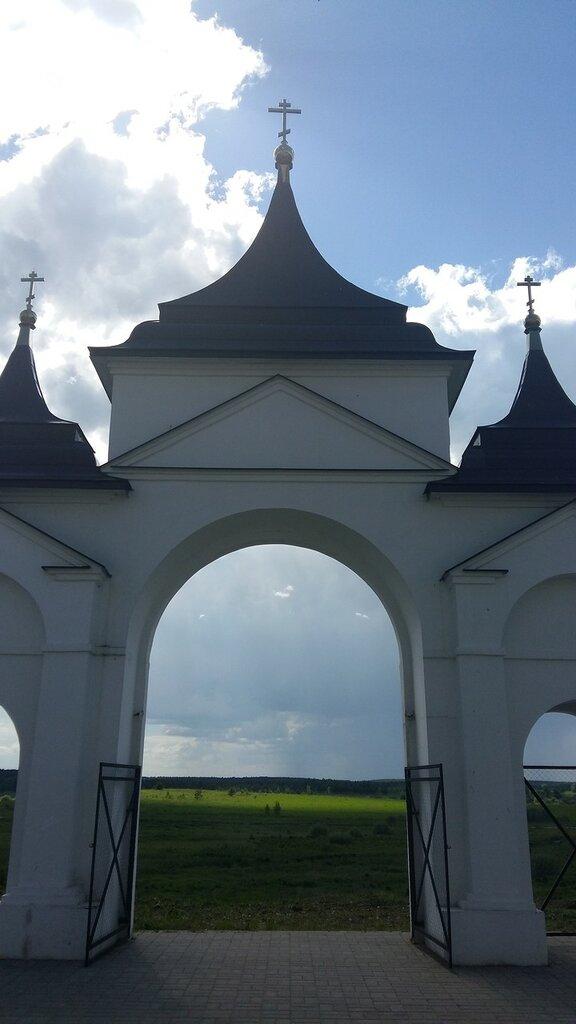 Мужской монастырь Животворящего Креста Господня с.Антушково