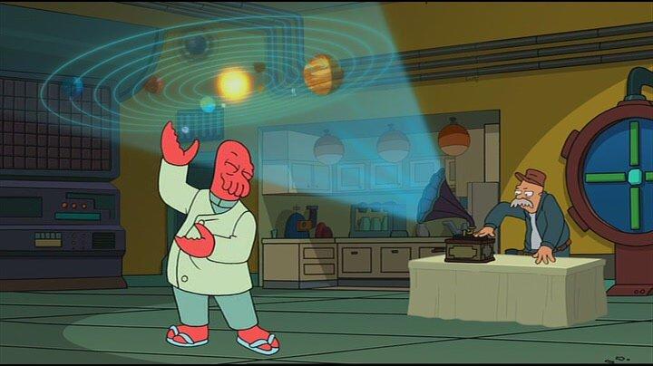 ��������: ������� ��� �������! - Futurama: Bender-s Big Score (2007) DVDRip