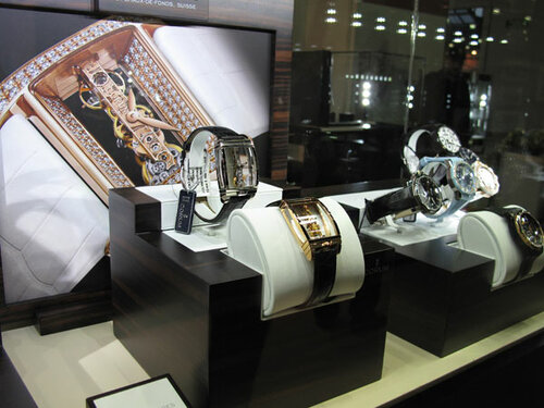 Moscow Watch Expo 2011