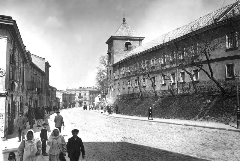 Фотографии старого Львова (83 фото) .