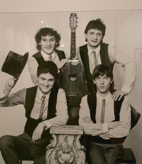 Группа Секрет, 1987 год