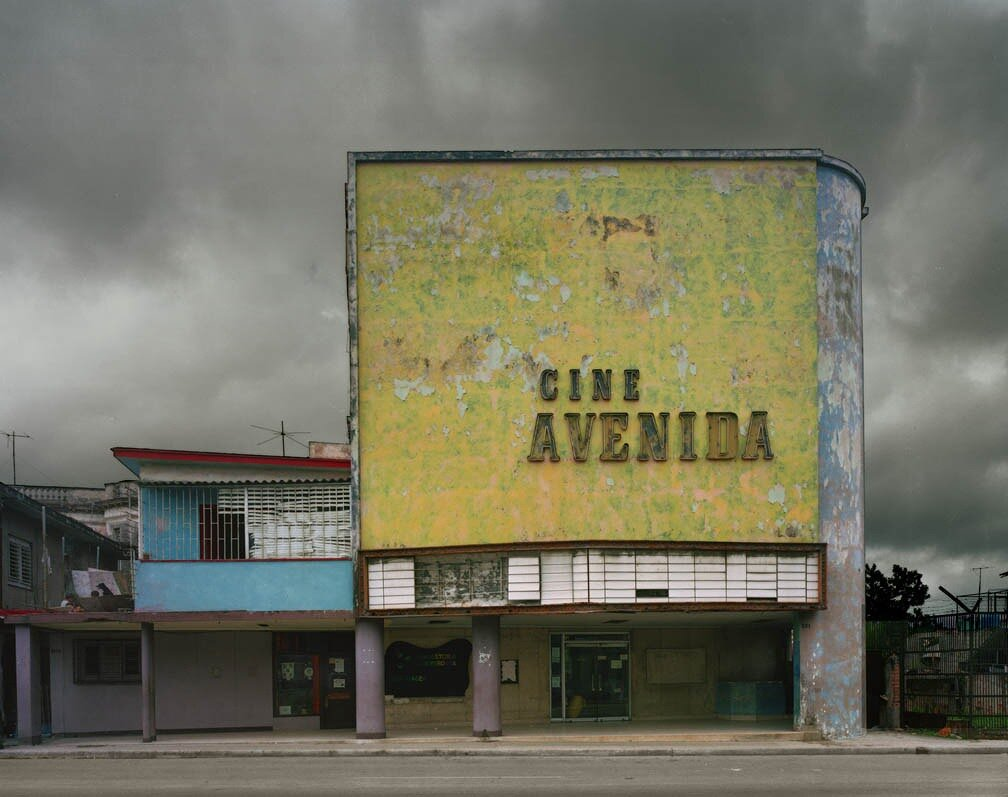 Michael Eastman - Cuba