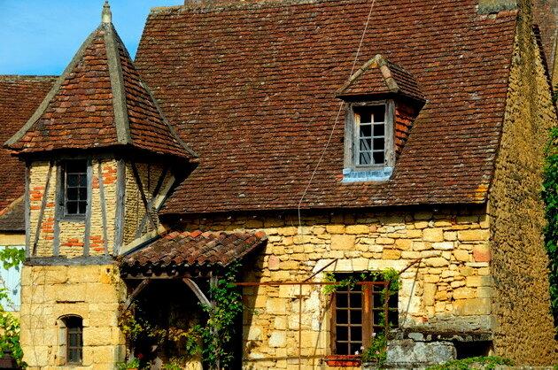 Сарла-де-Канеда. Франция