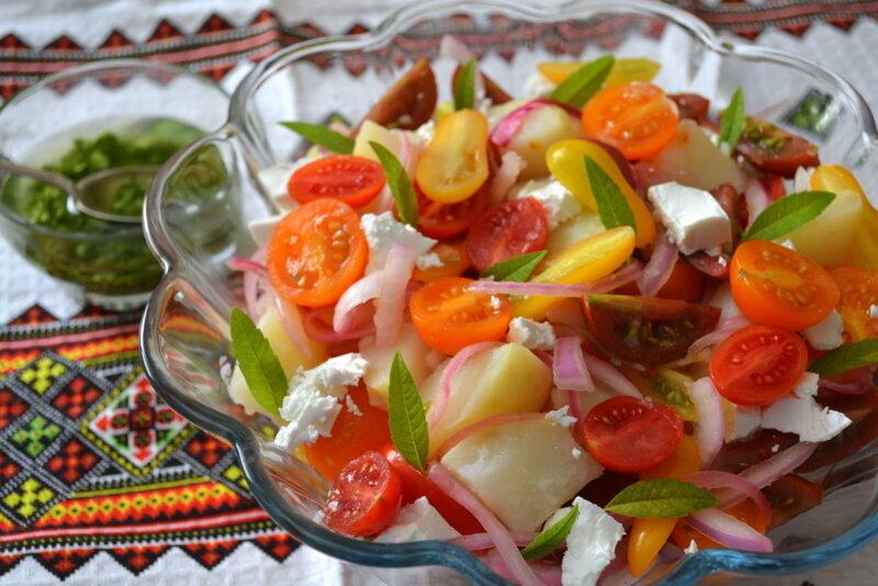 Рекомендую: Изысканный картофельный салат