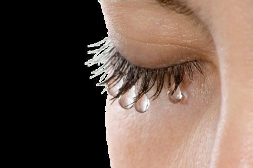 Ты знаешь сколько весит женская слеза