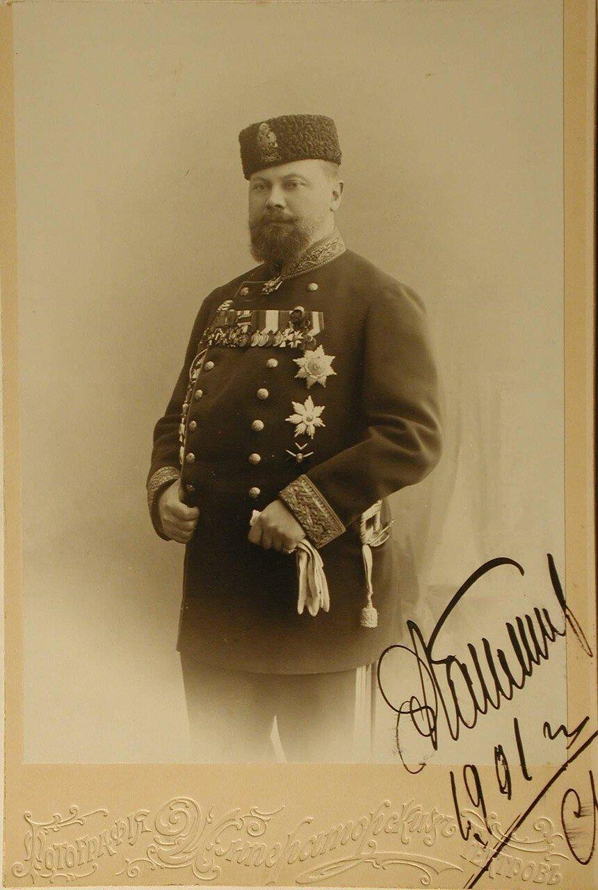 Чаплин Ермолай Николаевич  (21.01.1857 — 30.08.1905) - надворный советник, управляющий Санкт-Петербургской сухопутной таможней