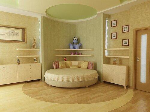 дизайн детской комнаты (41)