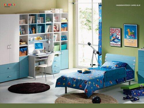 дизайн детской комнаты (61)