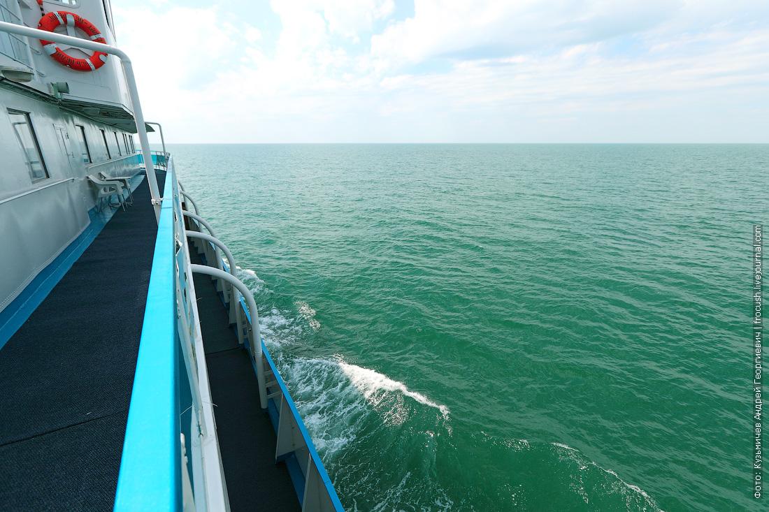 Каспийское море фото