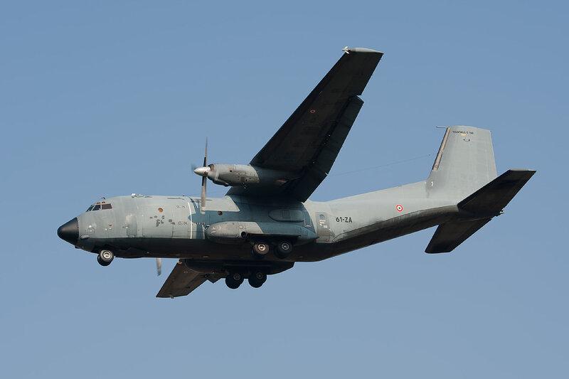Transall C-160R (61-ZA) France Air Force DSC6582a