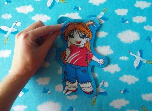 Развивающий коврик для детей... инструкции по шитью главных героев