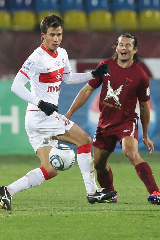 Рубин - Спартак 3-0 16-10-2011