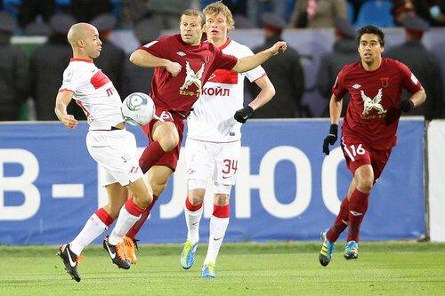 Деми де Зеув. Рубин - Спартак 3-0 16-10-2011