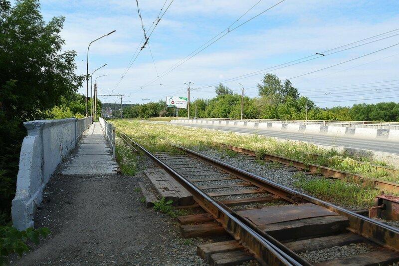 Мост по ул. Черкасская