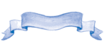 JSquarePresents Watercolor Ribbons