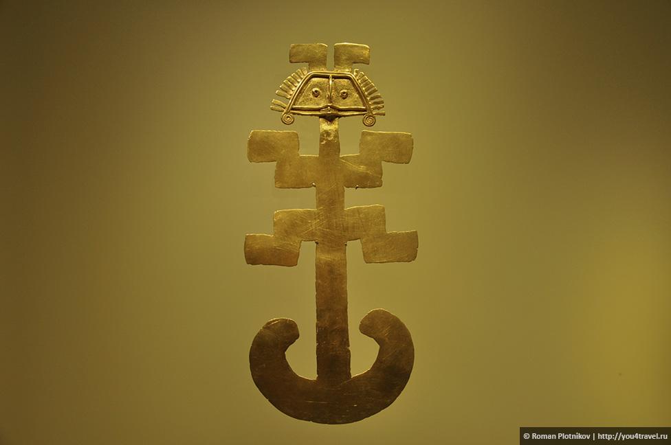 0 181a93 e313216 orig День 203 205. Самые роскошные музеи в Боготе – это Музей Золота, Музей Ботеро, Монетный двор и Музей Полиции (музейный weekend)