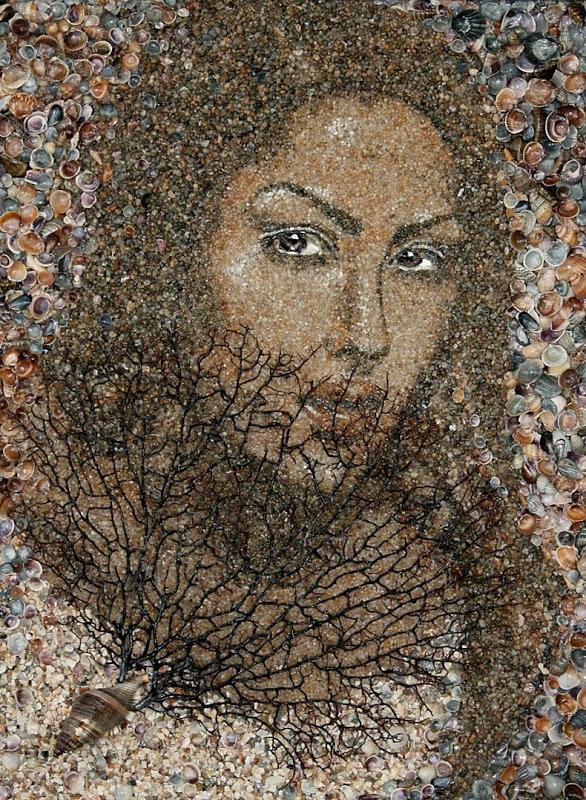 Mozaika-iz-peska-i-rakushek-ot-Svetlany-Ivanchenko-14-foto