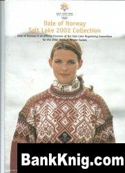 Журнал Dale of Norway. Salt Lake 2002 Collection.