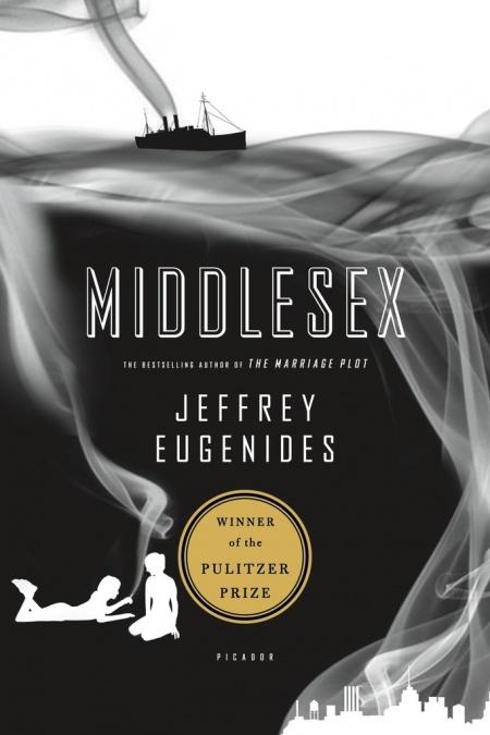 Книга « Middlesex »