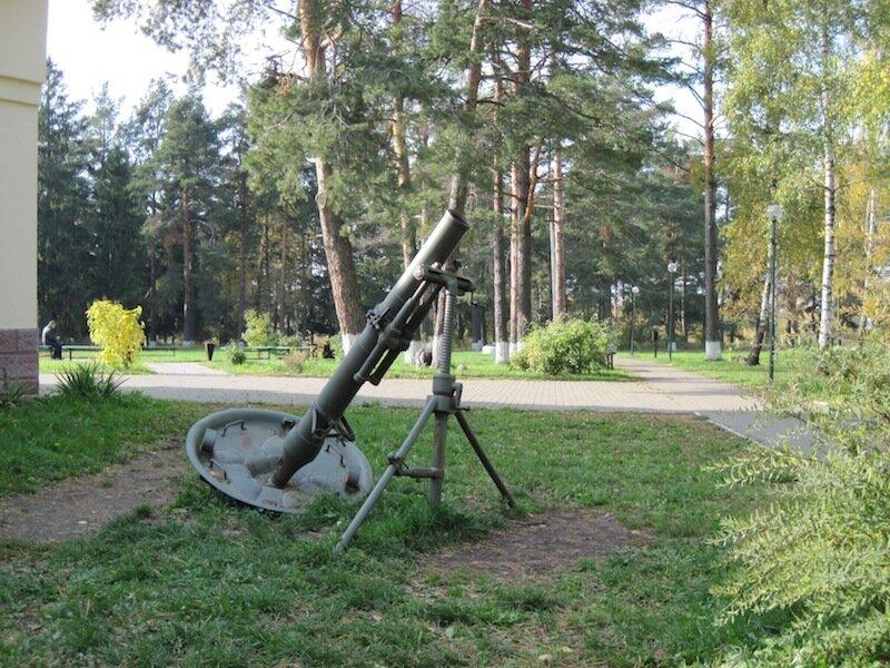 В окрестностях Волоколамска