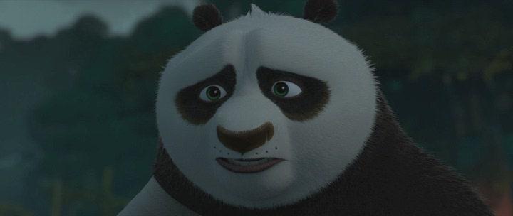 Кунг-фу Панда 2 / Kung Fu Panda 2 (2011/HDRip) [звук TS]