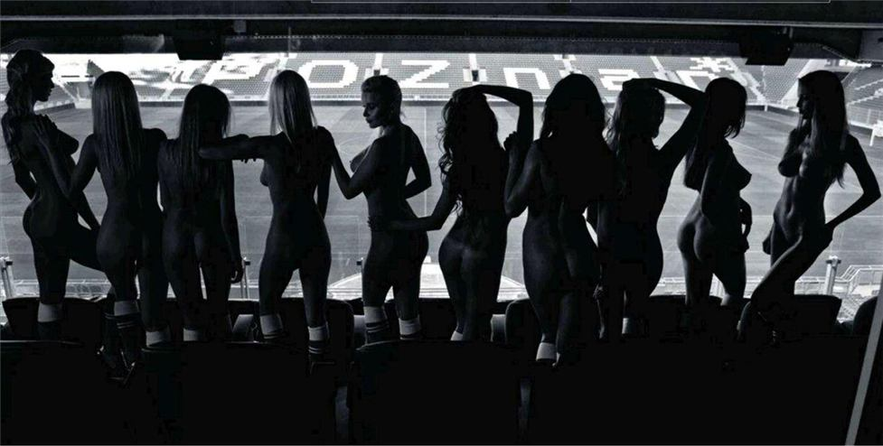 Playboy Poland october 2011 - Ready for Euro by Szymon Brodziak
