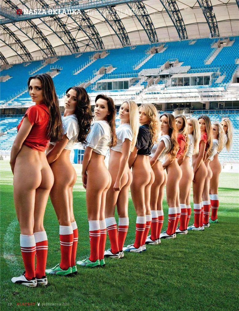 Футбол командой порно 10 фотография