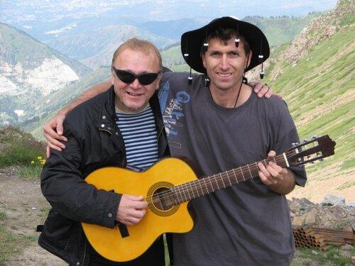 Олег Белов и Павел Аксёнов