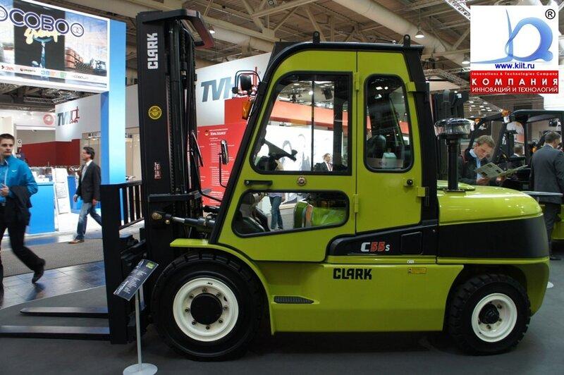Автопогрузчик CLARK C55s автопогрузчик 5500 кг