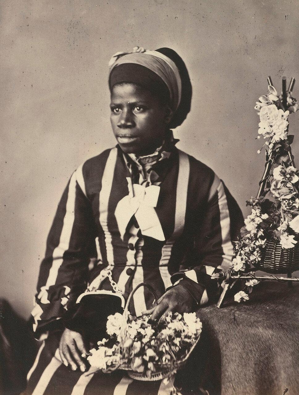 Женщина миссионер