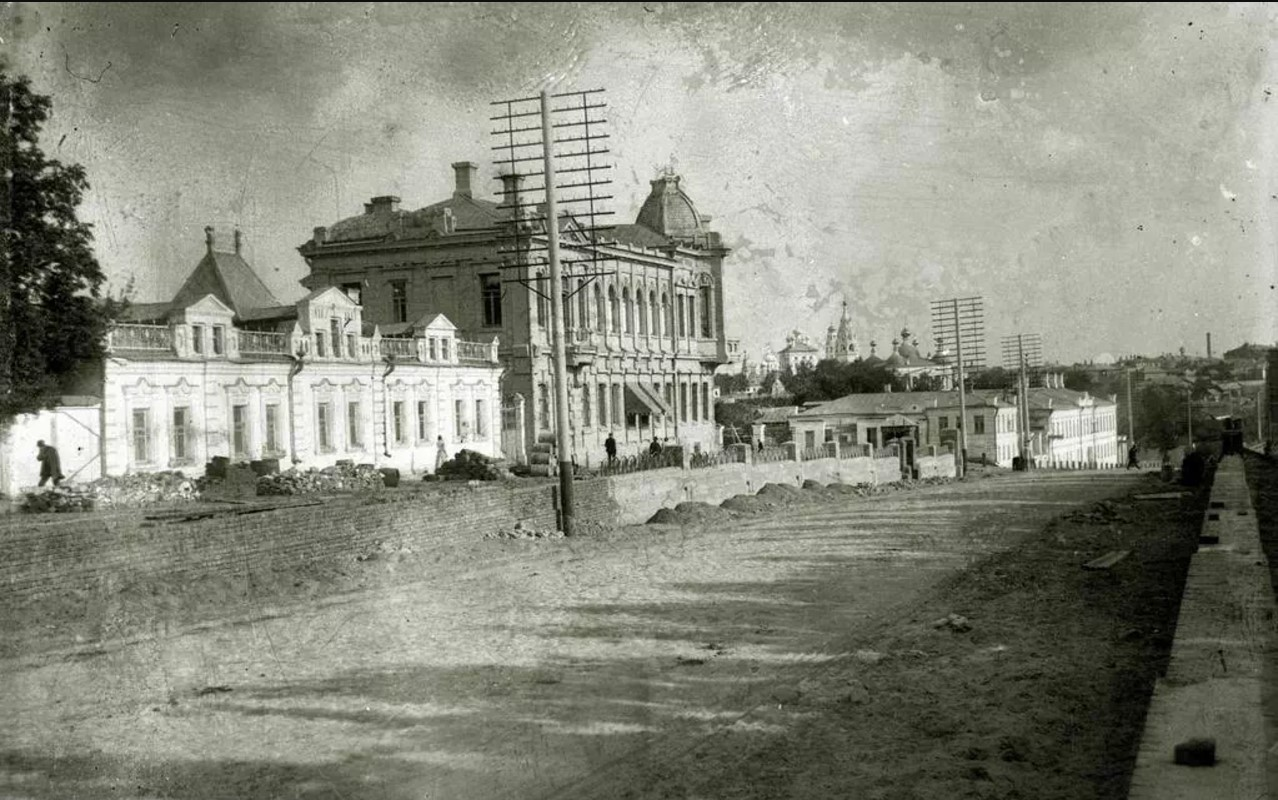 Дом Д.Г.Бурылина