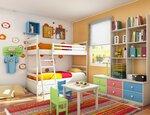 дизайн детской комнаты (59)