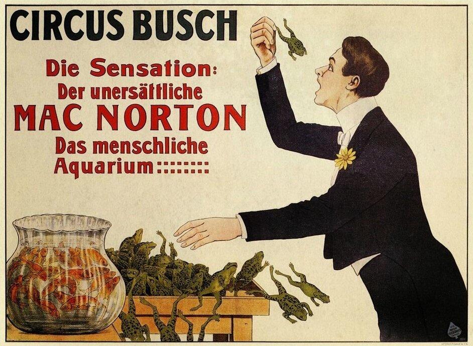 Circus Busch,Mac Norton (1920).jpg