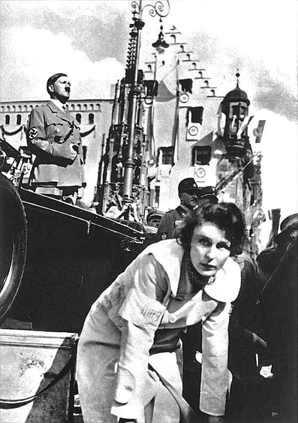 Гитлер и Лени, Рифеншталь.  Leni Riefenstahl