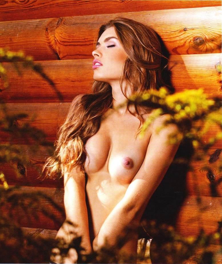 Anna Tolchek / Анна Толчек - Девушка месяца в Playboy Украина, ноябрь 2011