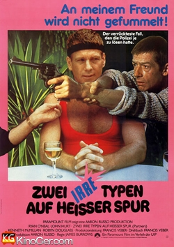 Zwei irre Typen auf heisser Spur (1982)