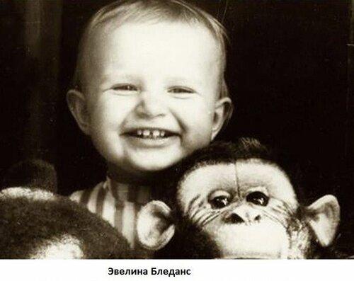 Фотографии звезд в детстве