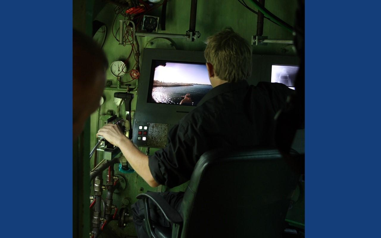 Самодельная подводная лодка -  — LiveJournal