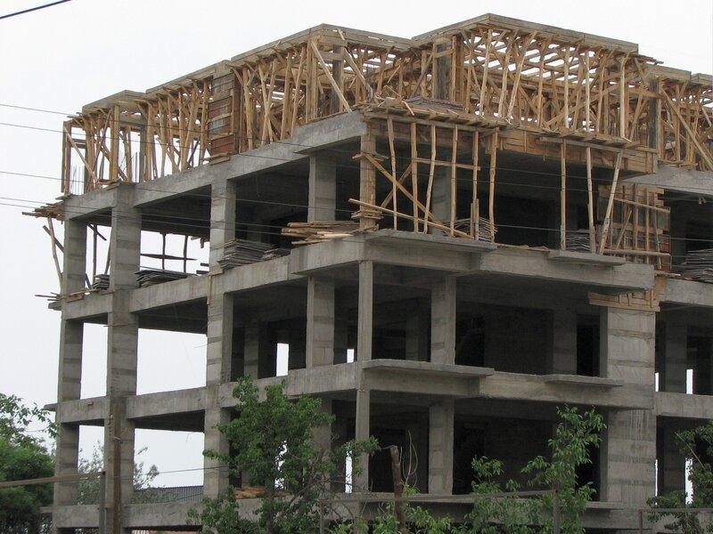 Строительство в Турции